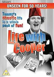 TOMMY COOPER LIFE WITH COOPER DVD Region 2 AU $42.62