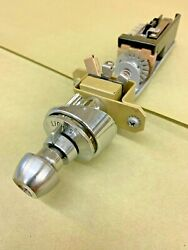 1958 Cadillac Headlight Switch With Accessory Fog Light Remanufactured Works