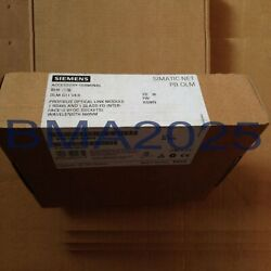 New In Box Siemens Profibus Optical Link Module 6gk1503-3cc00 Fast Delivery