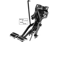 Chevy Camaro Auto Transmission Brake Pedal Assembly With Pads And Hanger 1967,1968