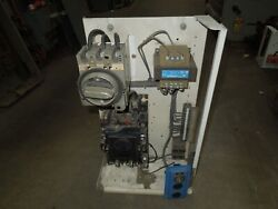 Powell Size 3 Fvnr Starter Mcc Bucket 12h 100a Breaker Disconnect Used