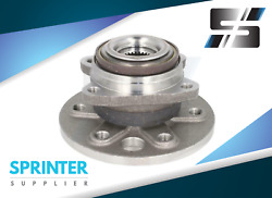 2007 - 2016 Sprinter Rear Wheel Bearing Hub Abs For Axle [x2] For Mercedes Dodge