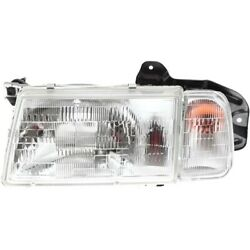 Headlight Lamp Left Hand Side For Chevy Driver Lh Gm2502191 Gm2502179 Tracker