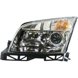 6n7z13008bc Fo2502235 Headlight Lamp Left Hand Side Driver Lh For Mercury Milan