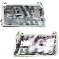 Fo2503114 Fo2502118 Headlight Lamp Left-and-right For Truck F150 F250 F350