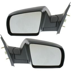 Set of 2 Mirrors Left-and-Right TO1321242, TO1320242 879100C231, 879400C231 Pair