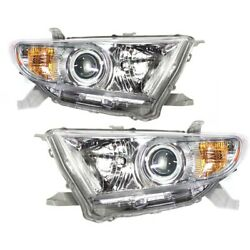 811100e110 811500e120 To2503202 To2502202 Headlight Lamp Left-and-right