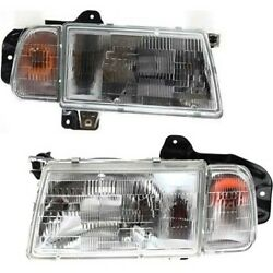 30000153 30020198 30000155 30020200 Headlight Lamp Left-and-right For Chevy