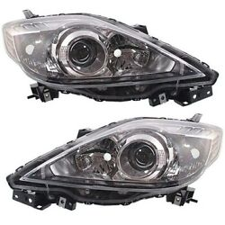 Headlight Lamp Left-and-right Ma2519128 Ma2518128 Ce51510l0c Ce51510k0c For 5