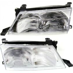 8111007010 8115007010 To2502115 To2503115 Headlight Lamp Left-and-right