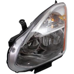 Headlight For 2009-2010 Nissan Rogue Driver Side Capa