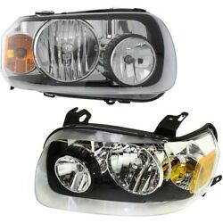 Headlight Lamp Left-and-right Fo2519102, Fo2518102 7l8z13008d, 7l8z13008a