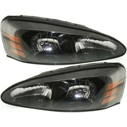 Headlight Lamp Left-and-right Lh And Rh Gm2503227, Gm2502227 25851403, 25851404