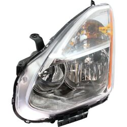 26060jm70a Ni2502204 Headlight Lamp Left Hand Side Driver Lh For Nissan Rogue