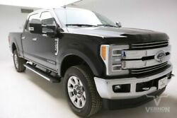 2019 Ford F-250  2019 Navigation 20s Aluminum Leather Heat Bluetooth V8 Diesel Vernon Auto Group