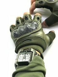 Original SI Oakley Pilot gloves. Half Finger New without tag. Discontinued $39.91