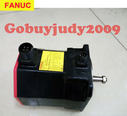 1pc Used Fanuc A06b-0235-b605s000 Servo Motor Tested It In Good Condition
