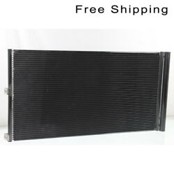 A/c Condenser With Electric Power Steering W/o Cooler Fits Ford F-150 Fo3030233