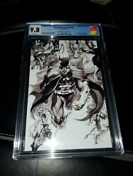 Detective Comics 1000 Neal Adams Metal Cover Only Unsigned In World