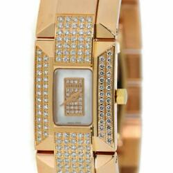 Concord La Scala 54-H5-14 Gold 18.0mm Women's Watch