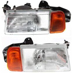 Headlight Lamp Left-and-right Sz2502101 Sz2503101 3510060a11 3530060a11