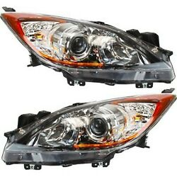 Bfd1510k0d, 63122751869 Ma2519143c, Mc2502105c Headlight Lamp Left-and-right