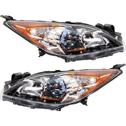 Headlight Lamp Left-and-right Ma2519143 Ma2518143 Bfd1510k0d Bfd1510l0d For 3