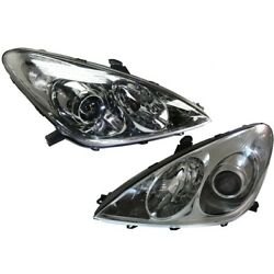 Hid Headlight Lamp Left-and-right Hid/xenon Lh And Rh Lx2503126, Lx2502126