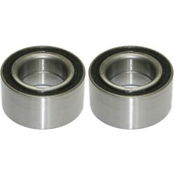 Set Of 2 Wheel Bearings Front Or Rear Left-and-right For 3 Series 318 320 Pair