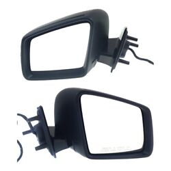 Mirrors Set Of 2 Left-and-right Heated For Mercedes Ml Class Lh And Rh Ml350 Pair