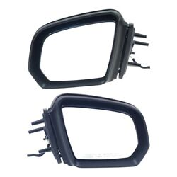 Mirror For 2009 Mercedes-benz Ml320 Left And Right Set Of 2