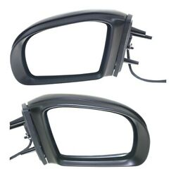 Mirror For 2006-2007 Mercedes-benz Ml500 Left And Right Set Of 2