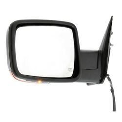 68096199ah, 68231243ai Ch1320356 Mirror Left Hand Side Heated Driver Lh For 1500