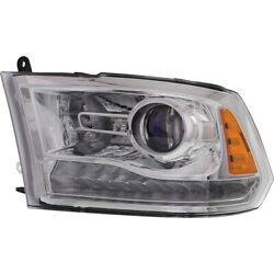 Headlight Lamp Left Hand Side Driver Lh Ch2502244 68093217ad, 68324941ad For Ram