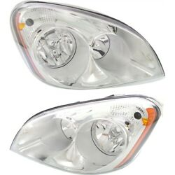 Headlight Lamp Left-and-right Lh And Rh For Cascadia A0651907007 A0651907006