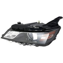 Headlight Lamp Left Hand Side For Chevy Driver Lh Gm2502417 23405242 Impala