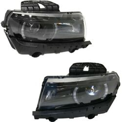 Gm2503392 Gm2502392 Hid Headlight Lamp Left-and-right For Chevy Hid/xenon