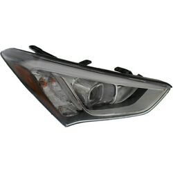 Hid Headlight Lamp Right Hand Side Hid/xenon Passenger Rh Hy2503179 921024z100