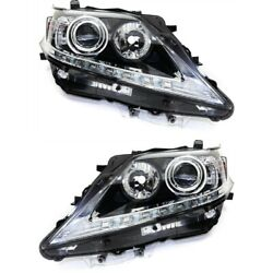 Headlight Lamp Left-and-right Lx2519138c Lx2518138 8113048a80 8117048a80