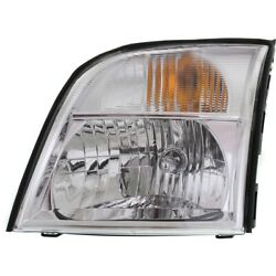 Headlight Lamp Left Hand Side Driver Lh Fo2502251 6l9z13008ba For Mountaineer 06