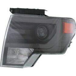 Fo2518122 Hid Headlight Lamp Left Hand Side For F150 Truck Hid/xenon Driver Lh