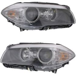 Headlight Lamp Left-and-right For 528 535 550 Lh And Rh 528i Bm2502174 Bm2503174