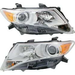 Headlight Lamp Left-and-right To2502189c To2503189c 811100t020 811500t020