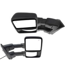 Mirror For 2010 Ford F-350 Super Duty Driver And Passenger Side Set Of 2