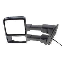 Mirror Left Hand Side Heated For F250 Truck F350 F450 F550 Driver Lh Fo1320428