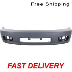 Primered Front Bumper Cover Fits Chevrolet Colorado With Xtreme Model Gm1000903