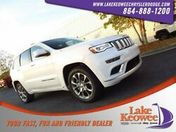 2019 Jeep Grand Cherokee Summit 2019 Jeep Grand Cherokee Summit 15 Miles Ivory 3-Coat Sport Utility Regular Unle