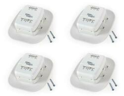 Camco 09221 Wall Thermostat Single Stage For Heat And Cool Control 4 Pack