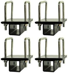 Ultra-fab Products 35-946401 Trailer Hitch Receiver Tube Adapter 4 Pack