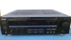 Teak Ag-v1020 Stereo Receiver Parts Parting Out , G323